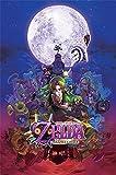 Empire Merchandising 687661The Legend of Zelda, Majoras Mask, vídeo Juego de Serie de acción Adventure LOZ, máximo de Póster, impresión, Póster, tamaño 61x 91,5