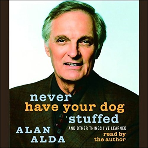 Page de couverture de Never Have Your Dog Stuffed
