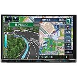 KENWOOD ケンウッド カーナビ MDV-S706L 8インチ 彩速ナビ Android iPhone 対応 マスタークオリティーサウンドハイレゾ音源再生対応