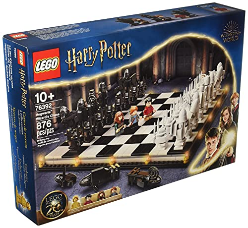 Lego Harry Potter Hogwarts Wizard's Chess Building Set 76392