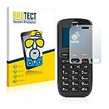 BROTECT 2X Entspiegelungs-Schutzfolie kompatibel mit Doro PhoneEasy 508 Bildschirmschutz-Folie Matt, Anti-Reflex, Anti-Fingerprint
