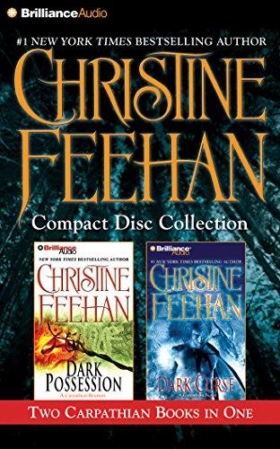 Christine Feehan CD Collection: Dark Possession, Dark Curse