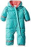 Columbia Snuggly Bunny Mono de esquí Infantil, Bebé-Niños, Azul (Geyser...