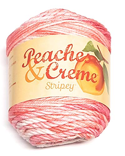 Peaches & Creme Energetic Pink