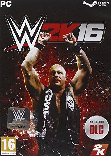GIOCO PC WWE 2K16