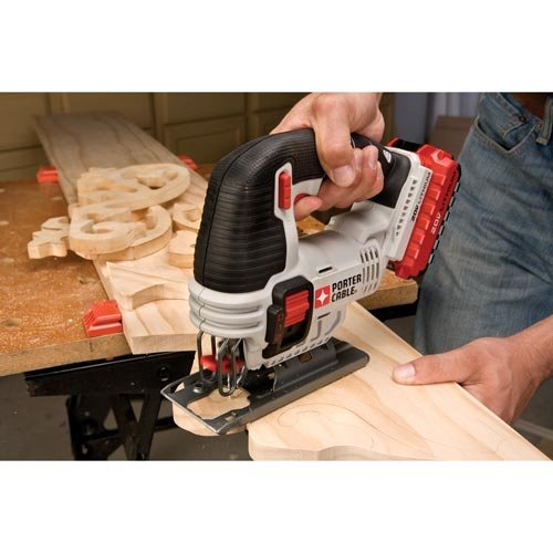 PORTER-CABLE 20V MAX Jig Saw, Tool Only (PCC650B)