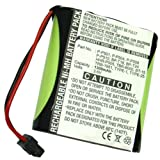 Fenzer Rechargeable Cordless Phone Battery for Panasonic P-P501 P-P504 P-P510 Cordless Telephone Battery Replacement Pack