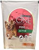 Purina ONE MINI Active Pienso para Perro Adulto...