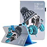 Compatible with Kindle Fire HD8 2018/2017/2016 Case with