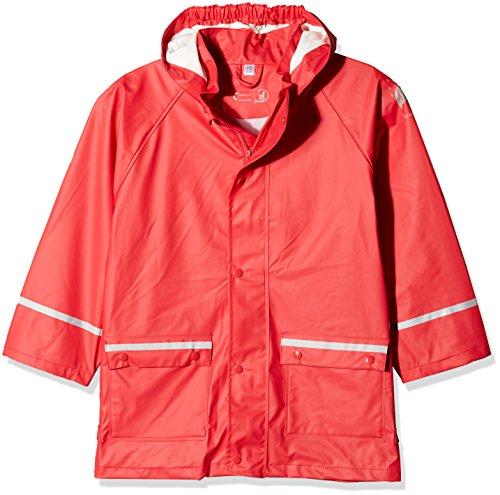 Sterntaler GmbH (Apparel NEW) Sterntaler Mädchen ungefüttert Regenjacke, Rot, Größe: 98