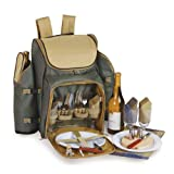 Picnic Plus Tandoor 4 Person Deluxe Picnic Backpack