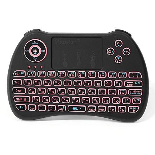 LTH-GD Relais 2.4g Russe sans Fil Trois Couleur Mini Clavier TouchPad Aperviet TouchPad commutateur de Relais WiFi