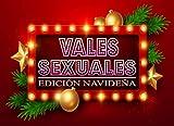 Vales Sexuales Edición Navideña: Talonario de 24 Vales de Sexo Para tu Novia, Esposa - Cupones de Regalo Romantico Para Mujer y Parejas