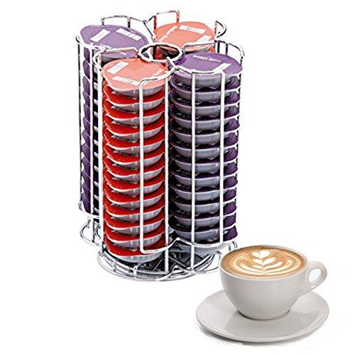 Home Treats Tassimo T-Disc Soporte para cápsula de café Soporte gira
