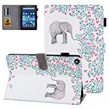 UGOcase Cover for Kindle Fire HD 8 2018/2017/2016 Release