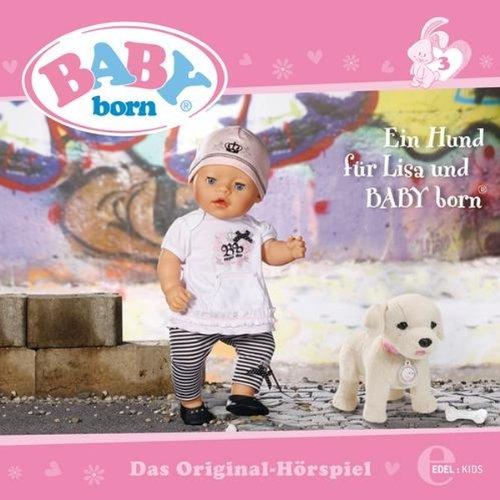 Ein Hund für Lisa und Baby Born (Baby Born 3) Titelbild