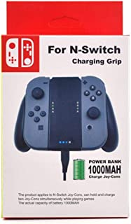 For N-switch charging grip,power bank 1000 MAH charge joy-cons