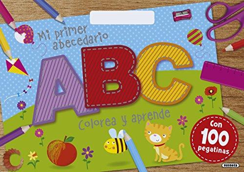 Mi primer abecedario (Primer aprendizaje)
