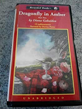 Dragonfly in Amber (Part 2) - Book  of the Outlander Split-Volume Edition
