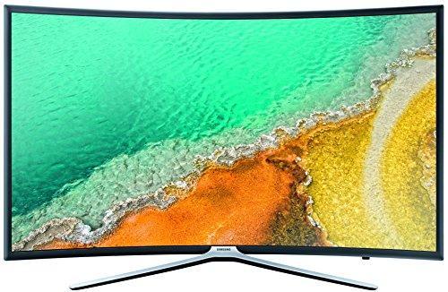Samsung K6379 138 cm (55 Zoll) Curved Fernseher (Full HD, Triple Tuner, Smart TV)