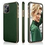 LOHASIC for iPhone 11 Pro Max Case, PU Leather Slim...