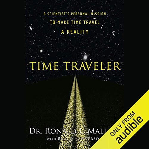 Page de couverture de Time Traveler