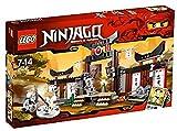 LEGO NINJAGO 2504 Dojo de Spinjitzu