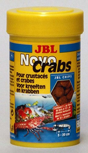 JBL : Nourriture Crustacés Novocrabs 100ml
