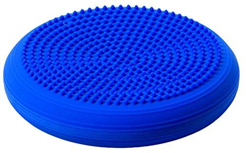 TOGU Dyn-Air Senso Ballkissen, 33cm, Dyn-Air Senso, blau, 36 cm
