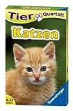 Ravensburger Kinderkartenspiele 20421 - Katzen