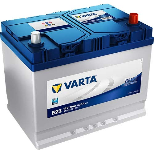 Varta E23 570 412 063 - Batería de coche (70 Ah)