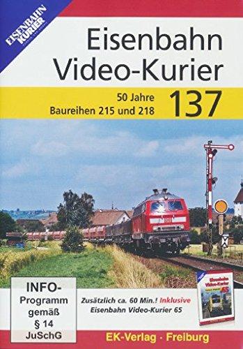 Eisenbahn Video-Kurier 137 - 50 Jahre Baureihen 215 und 218