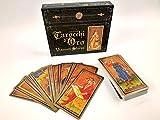 Tarocchi d'oro Visconti Sforza. Con 78 Carte...
