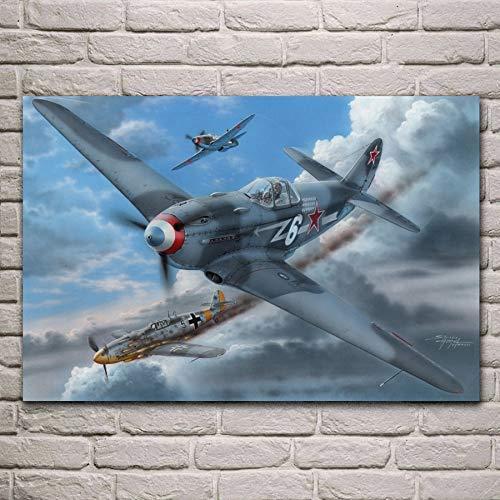 YGVXX Rompecabezas para Adultos, 1000 Piezas de Madera, Combate aéreo, monoplano, Caza, Paseo en Invierno, Arte, Adultos, 1000 Piezas, Madera, clásico, Personalizado