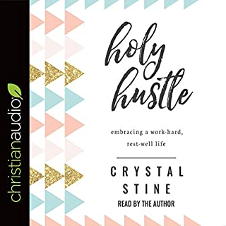 Holy Hustle cover art