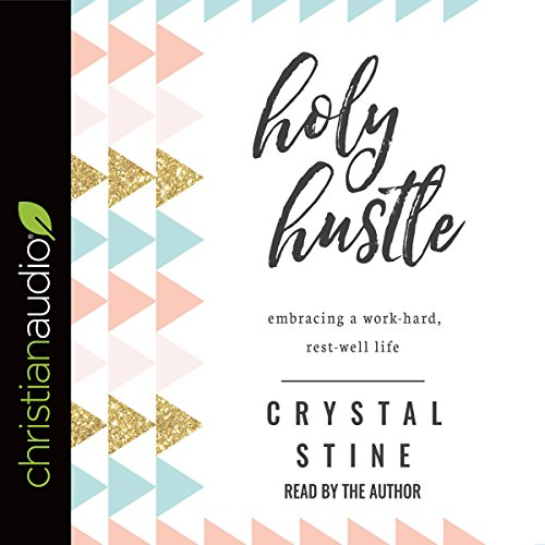 Holy Hustle audiobook cover art