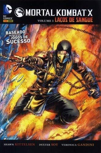 Rev.Mortal Kombat X - Vol 001