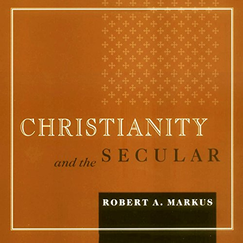 Christianity and the Secular audiobook cover art
