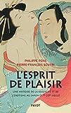 L'esprit de plaisir - Une histoire de la sexualité et de l'érotisme au Japon (17e-20e siècle)