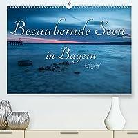 Bezaubernde Seen in Bayern (Premium, hochwertiger DIN A2 Wandkalender 2022, Kunstdruck in Hochglanz): Traumhafte Blicke ueber einige der schoensten Seen Bayerns. (Monatskalender, 14 Seiten )