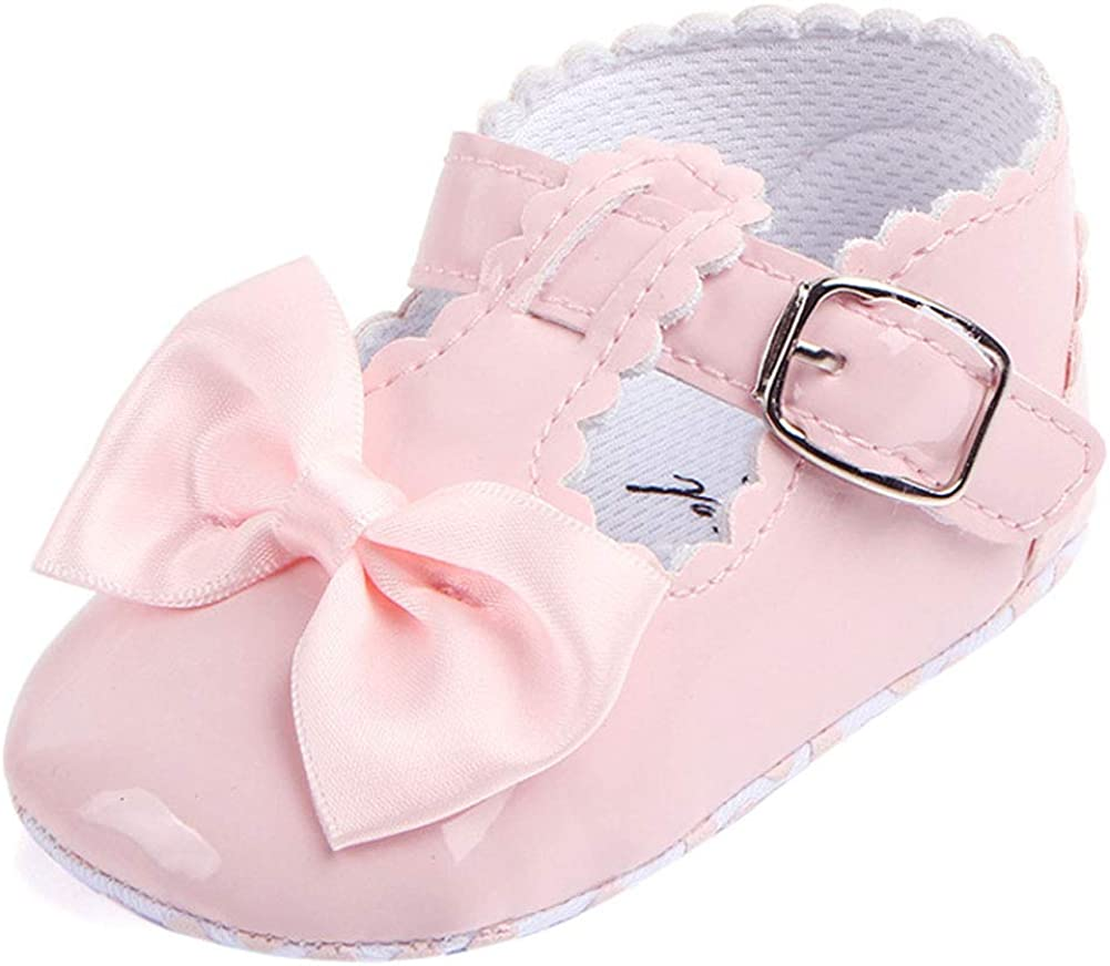 YUNTEN Baby Girls Mary Max 43% OFF Jane Ballet Shoes Toddler Pr Infant Flats Inventory cleanup selling sale