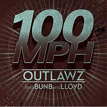 100 MPH (feat. Bun B & Lloyd) - Single