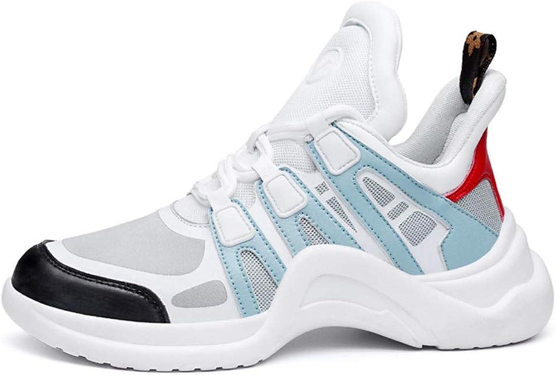 Fashion shoesbox Women's Mesh Walking Sneakers Casual Lightweight Hiking Athletic Sport shoes Air Running shoes