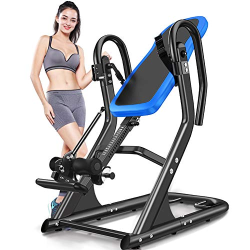 Best Prices! Weight Capacity Inversion Table Trainer Inverted Table, Reduces Back Pain, Stress/Impro...