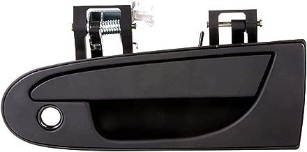 MYSMOT Front Left Driver Side Exterior Door Handle Fits Mitsubishi Eclipse 95-99,Dodge Avenger & Chrysler Sebring Coupe 95-00,Eagle Talon 95-98,MR712044,MB913151