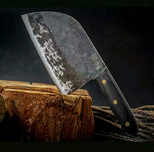 LY1122 for Hunters Serbian Chef Knife Steel Kitchen Handmade Knives Forged High-Carbon