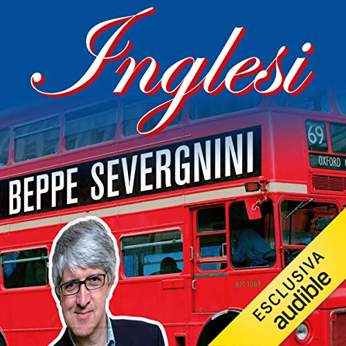 Inglesi audiobook cover art