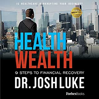 Health - Wealth audiobook cover art