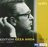 Edition Geza Anda /  Mozart, Vol. 1