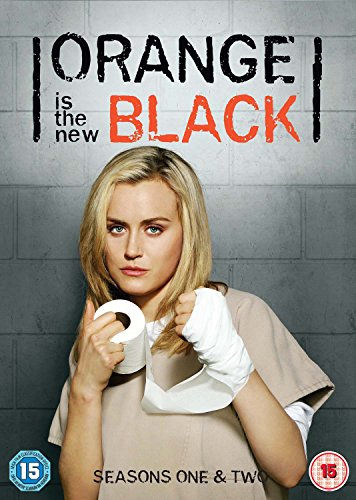 Orange is the New Black - Seasons 1+2 (8 DVDs)